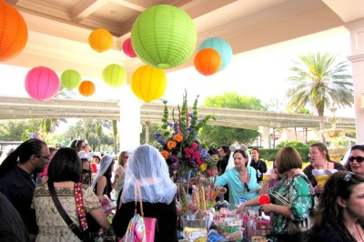 Disney Social Media Moms Celebration Platinum Soiree Candy Bar