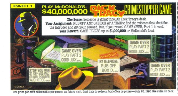 Crimestoppers Part I (1990)