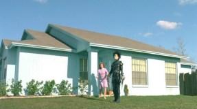 Edward Scissorhands house in Lutz