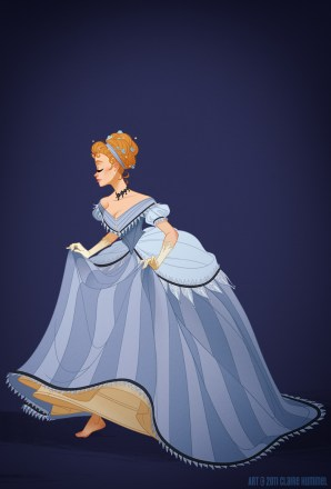 Historically Accurate Cinderella