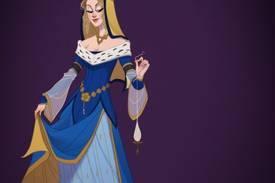 Historically Accurate Sleeping Beauty