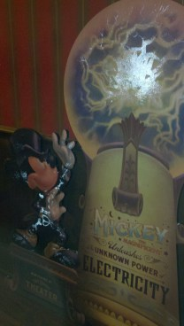 Mickey the Magnificent x-ray