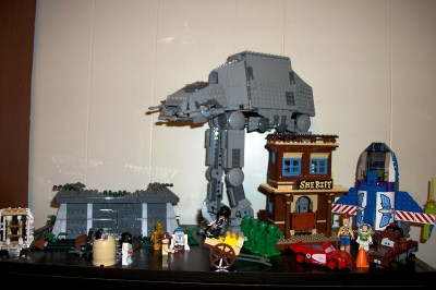 LEGO Studios from Ryan P. Wilson