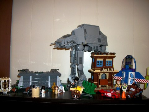 LEGO Studios from Ryan P. Wilson