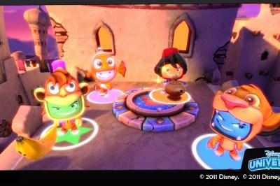 Disney Universe Aladdin screenshot