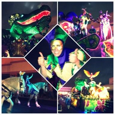 Mardi Gras parade highlights