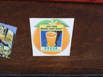 Azusa sticker