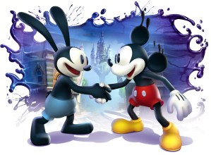 Epic Mickey 2: The Power of Two Oswald and Mickey
