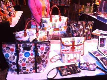 Disney Dooney and Bourke Buttons and Charms Designs