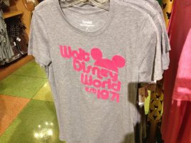 70's style WDW t-shirt
