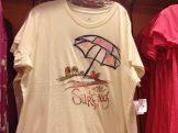 Disney Minnie surfing t-shirt