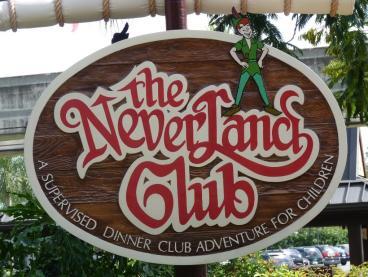Never Land Club