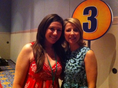 Nicole and Samantha Brown