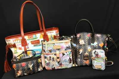 Disney Dooney & Bourke Charms and Retro WDW Collection