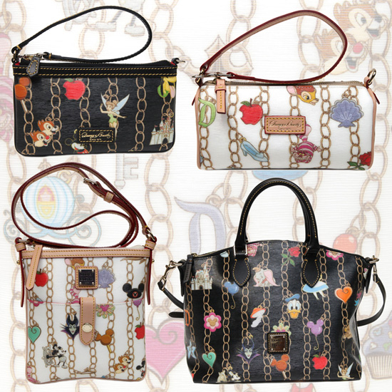 Disney Dooney & Bourke Charms Collection