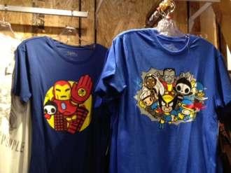 Marvel Tokidoki