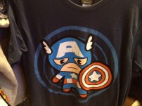 Marvel Tokidoki Captain America