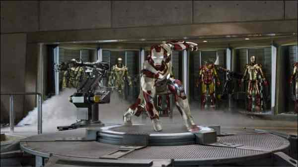 Iron Man 3 official images