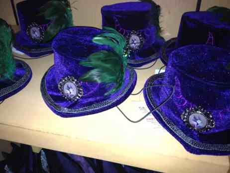 Maleficent tiny hat