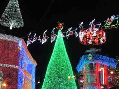 Santa and the tree!