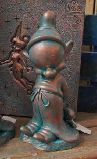 Garden Festival statue Dopey