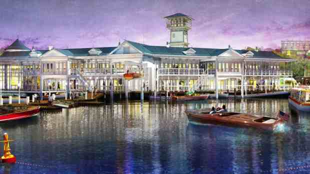 Disney Unveils Vision for Disney Springs – West Side