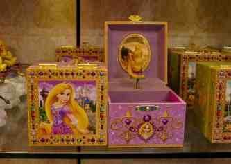 Disney Princess Music Box