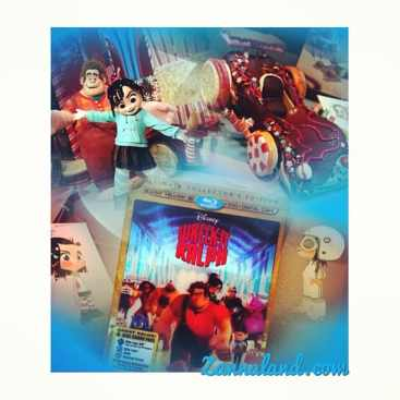 Wreck-it Ralph Hollywood Studios