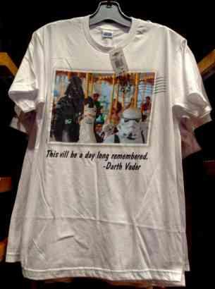 Star Wars, Darth Vader, Adult T-Shirt