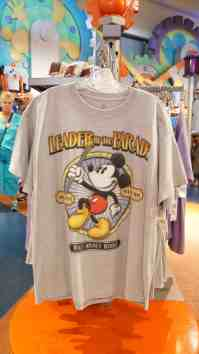 """Mickey """"Leader of the Parade"""" T-shirt"""