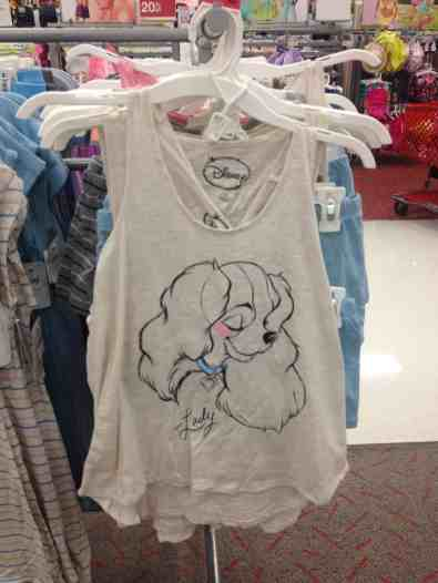 Lady and the Tramp Sleepwear