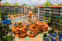 Nickelodeon Suites Resort Orlando Florida