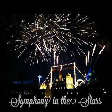 Symphony in the Stars Fireworks