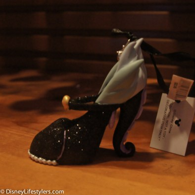 Disney Ursula character-inspired shoe ornament