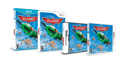 Planes Video Game