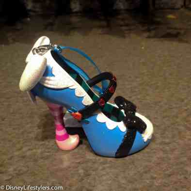 Disney Alice in Wonderland character-inspired shoe ornament