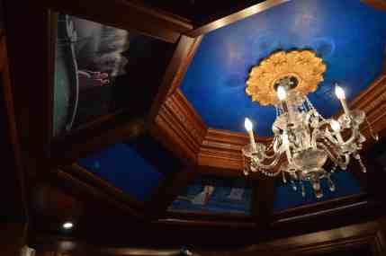 Ceiling for Cinderella Castle Suite