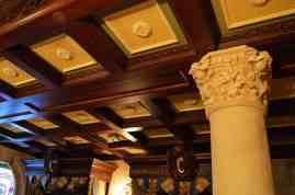 Ceiling for Castle Suite