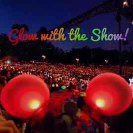 Glow with the Show Fantasmic