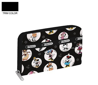 LeSportsac Minnie Mouse