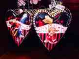 Alice in Wonderland Queen of Hearts Christmas Ornaments