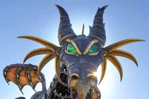 Now *that's* a dragon! (Kent Phillips, photographer)