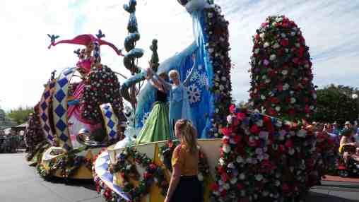 Festival of Fantasy Princess Garden Frozen