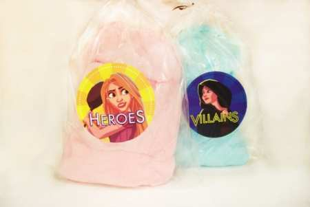 Heroes & Villains Cotton Candy