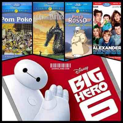 Disney DVD releases February 2015