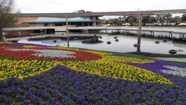 Epcot 2015 Flower and Garden Festival