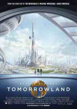 Tomorrowland IMAX poster
