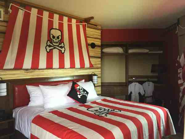 Legoland Hotel VIP Suite Adult Room