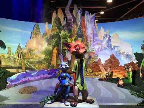 Zootopia D23 Expo