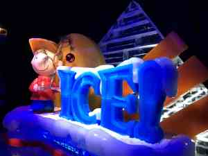 ICE Gaylord Palms Charlie Brown
